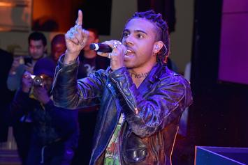 Vic Mensa Against Arming School Teachers, Says AR-15 Needs To Be Banned