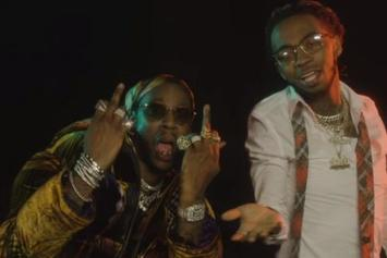 """Skooly Addresses His """"Habit"""" In New Video With 2 Chainz"""