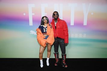 "Cardi B Defends Offset Cheating Rumors: ""I Ain't No Angel"""