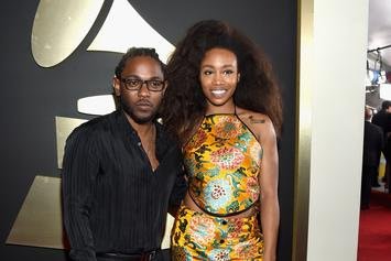 "Kendrick Lamar & SZA Sued For Allegedly Stealing Artist's Work In ""All The Stars"" Video"