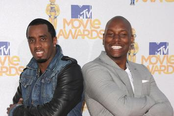 """Tyrese Calls Diddy's """"Key To Greatness"""" Just """"ADD Or ADHD"""""""