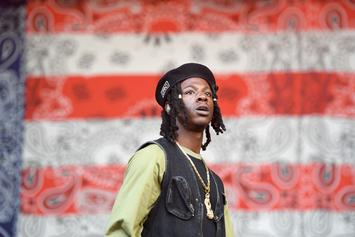 "Joey Bada$$ Reportedly Going On ""The Amerikkkana Tour"" With Boogie & Buddy"