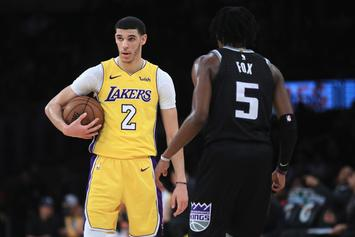 Lonzo Ball's Replacement For Rising Stars Game Announced