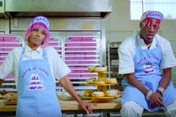 "Lil Yachty & Santigold Prepare Some Pastries In ""Worry No More"" Video"