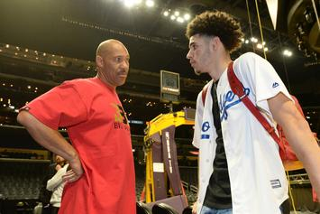 """Watch Part II Of Lonzo Ball's Foot Locker """"Father's Day"""" Ad"""