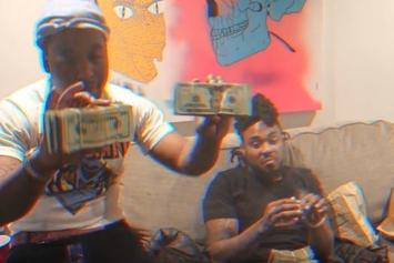 """A$AP Ant Drops Off New Video For """"Acne Jeans"""" Feat. Lulu P"""