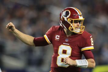 QB Kirk Cousins Reportedly Deciding Between These Two Teams