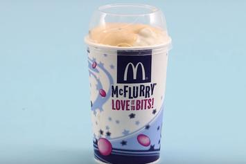 McDonald's Brings Back Their Cadbury Creme Egg McFlurry Once Again