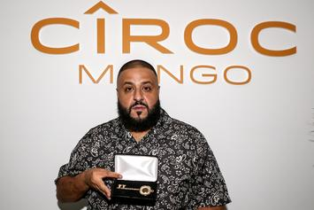 DJ Khaled Is The New Face Of CIROC Mango