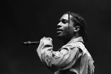 "ASAP Rocky Says ASAP Mob's ""Cozy Tape"" Is ""Finally Finished"""