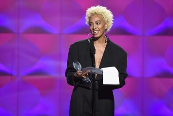 """Solange Earns First #1 Album With """"A Seat At The Table"""""""