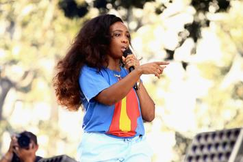 "SZA Calls Out TDE For Not Releasing Her Album: ""I Actually Quit"""