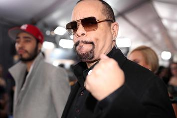 Ice-T Repeatedly Slapped Actor Michael Mosley On Law & Order Set