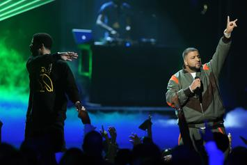 "DJ Khaled & Drake's ""For Free"" Certified Platinum"