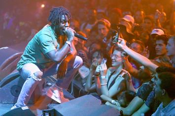 Isaiah Rashad Describes How Xanax & Alcohol Addiction Nearly Derailed His Career