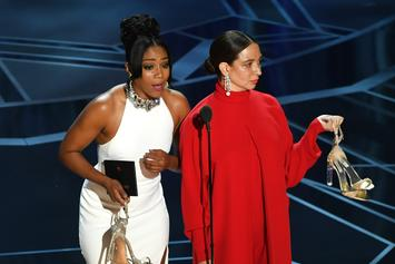 Tiffany Haddish Named New Queen Of Comedy By Jamie Foxx
