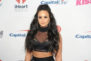 """Demi Lovato Says A """"Complete Bitch"""" Made Her Attend An AA Meeting"""