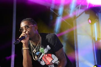 Rich Homie Quan Forgets Lyrics To Biggie's Verse During VH1 Hip-Hop Honors
