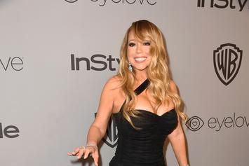 "Mariah Carey Says She's Been ""Screwed"" Out Of Grammys, Calls Her Current Wins ""Cute"""