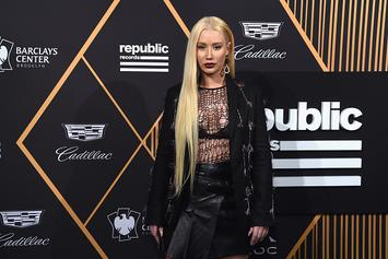 "Iggy Azalea Claims To Be The ""Best Crazy Bitch Advice Giver,"" Watch & Judge"