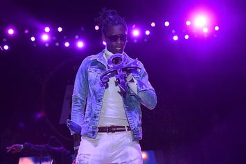 """Young Thug Joins Camila Cabello For """"Havana"""" At 2018 IHeartRadio Awards"""