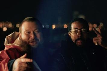 """Roc Marciano Drops Off Double Video For """"The Sauce/ Corniche"""" Feat. Action Bronson"""