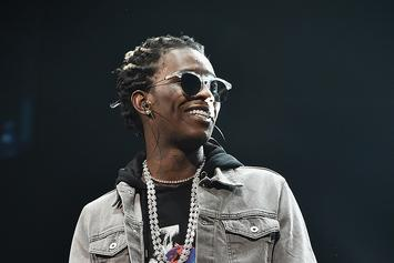 "Young Thug Reportedly On ""Suicide Squad"" Soundtrack"