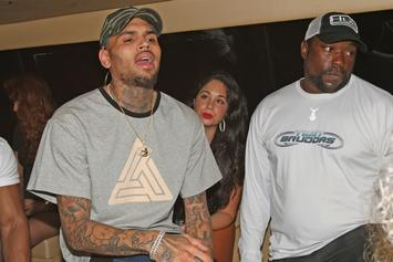 Chris Brown Lashes Out At Kehlani