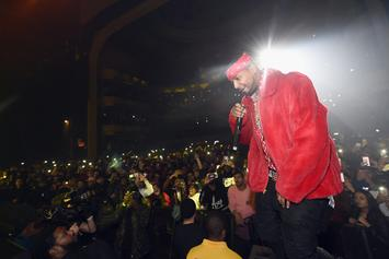 Juelz Santana's Luggage Allegedly Contained Oxycodone