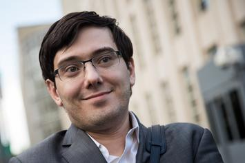 Martin Shkreli Arrested On Fraud Charges