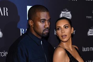 Kanye West & Kim Kardashian Welcome Their Second Child