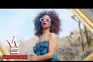 "Melii Stays Dripping In ""Icey"" Video"