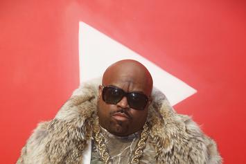 """CeeLo Green Reveals Album Cover For """"Heart Blanche"""""""