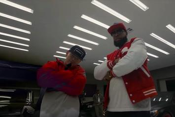 """Slim Thug & Paul Wall Break Out The Foreign Whips In New Video For """"R.I.P Parking Lot"""""""