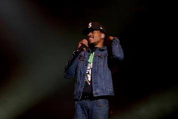 Chance The Rapper Announces New Single, Takes Kids On Surprise Field Trip