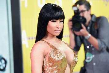 Some Lucky Teen Got Nicki Minaj To Perform At His Bar Mitzvah