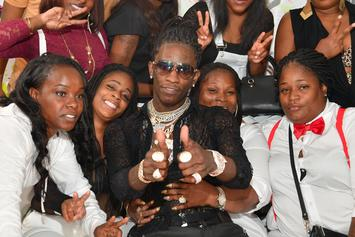 Young Thug Heckled & Booed At Show In Louisiana