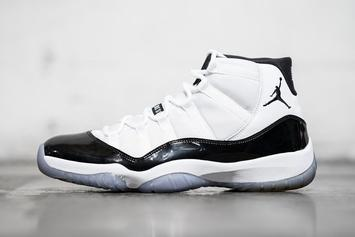"1 Million ""Concord"" Air Jordan 11s Slated To Release This Year"