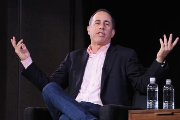 Jerry Seinfeld Opens Up About Friendship With Wale
