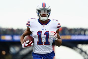 Zay Jones' Father Gives Update On Son's Condition