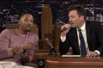 """Will Smith & Jimmy Fallon Perform """"Fresh Prince"""" Theme Song On """"The Tonight Show"""""""
