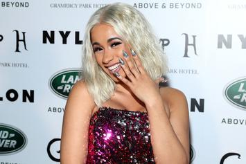 "Cardi B Amazed That Tax Rant Made News: ""I'm Just A Ex Stripper"""