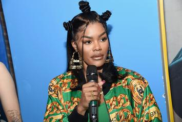 "Teyana Taylor Says ""Polo Kanye West"" Is Back"