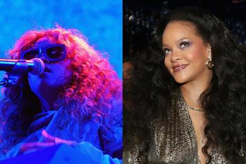"""H.E.R. and Rihanna Have """"Secret Projects"""" In The Works"""