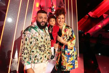 """DJ Khaled Yelling At His Wife To """"Buy The Whole Store"""" Is Hilarious"""