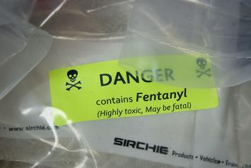 Man Charged With Trafficking Enough Fentanyl To Kill 10 Million People