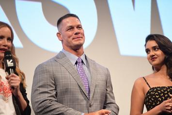 """John Cena: It """"Would Be A Dream"""" To Star In """"Fast & Furious'"""" With Dwayne Johnson"""