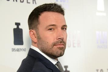 """Ben Affleck Says He's Doing """"Just Fine"""" With His Ridiculous Phoenix Back Tattoo"""