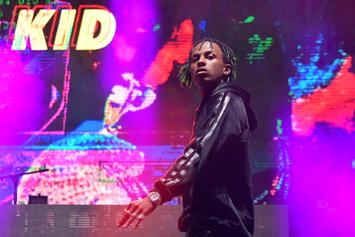 Rich The Kid Moved To Tears Following Fans' Reception Of His New Album