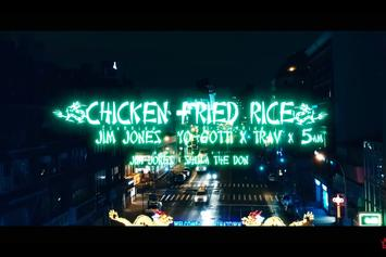 "Yo Gotti Lands In New York For Jim Jones' ""Chicken Fried Rice"" Video"